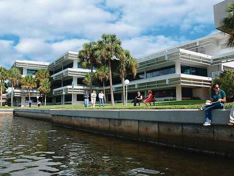 Студенты из Екатеринбурга в University of South Florida