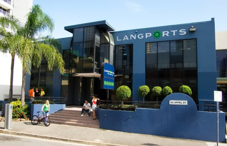 Langports English Language College Gold Coast