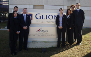GLION Institute of Higher education, Switzerland