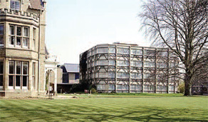 St Hilda`s College, Oxford University