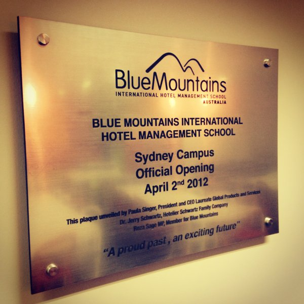 Blue Mountains International Hotel Management School at Torrens University